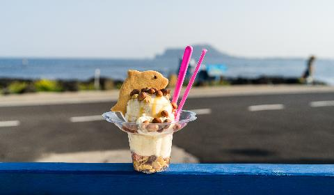 Peanuts and Ice Cream: An Udo Island Food Tour 대표이미지
