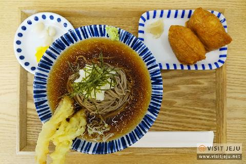 済州針施術蕎麦 (オーロラ食品) 대표이미지